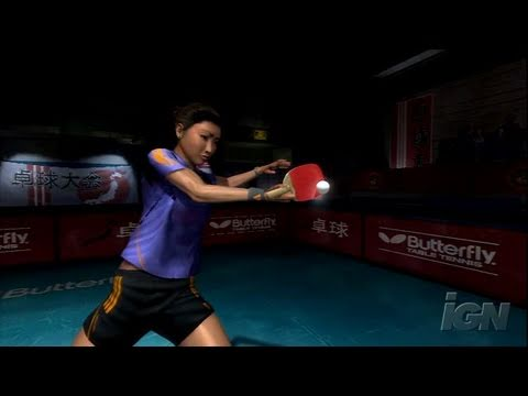 Rockstar Games Presents Table Tennis Xbox 360