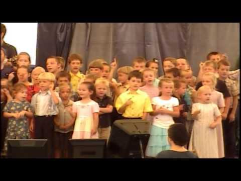 #8 - Singing By Children - 08-21-2016