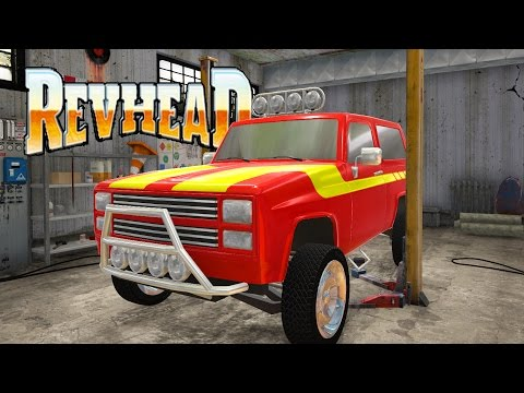NEW 4x4 OFF ROAD! Time to Take the 1st Place Off-Road Racing Championship - Revhead Gameplay Ep 3