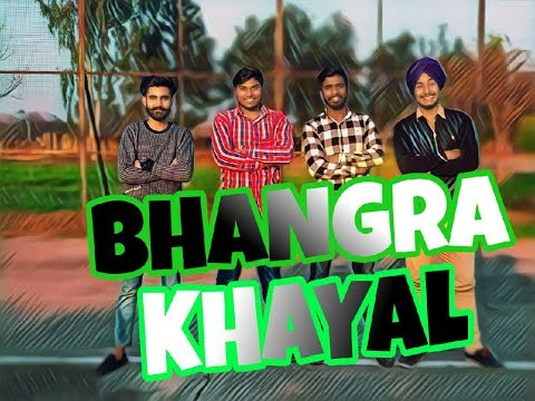 BHANGRA ON KHAYAL||MANKIRT AULAKH||DESI ROUTZ||BORN 4 BHANGRA||LATEST PUNJABI SONG 2018||
