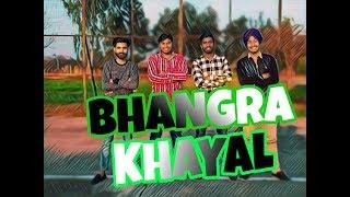 BHANGRA ON KHAYAL||MANKIRT AULAKH||DESI ROUTZ||BORN 4 BHANGRA||LATEST PUNJABI SONG 2018||