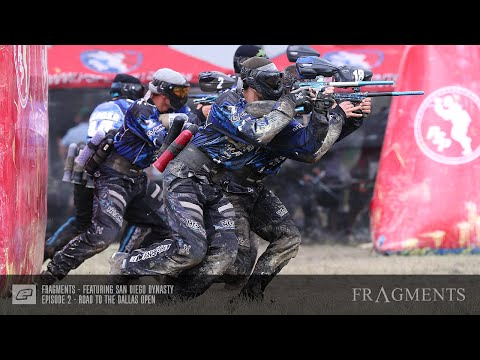 Fragments Paintball Web Series - Episode 2 w/ Dynasty from Eclipse