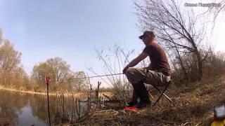 Рыбалка Рось Ход Плотвы