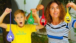 Balloon Song - Nursery Rhymes & Kids Songs