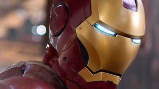 Как сделать шлем железного человека из гофрированного картона!(, 2016-04-30T09:14:02.000Z)
