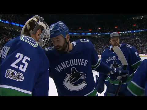 Vancouver Canucks 2018 Win Song/Horn Concept