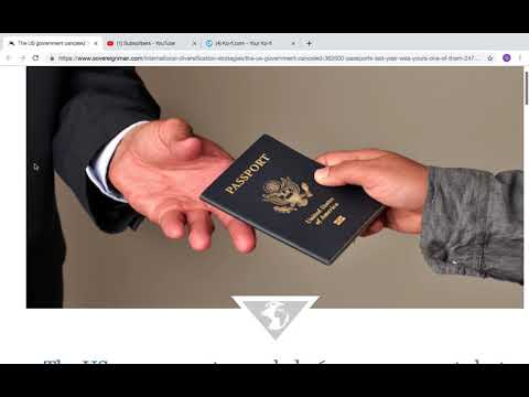 us-government-cancelled-362,000-passports-last-year-for-those-who-owe-back-taxes