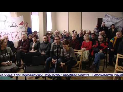 XXX sesja Rady Miasta Jeziorany 18 01 2014