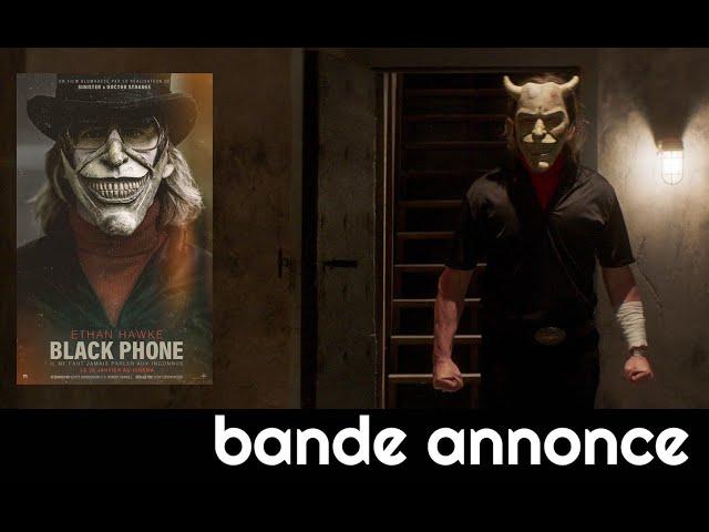 Black Phone (Blumhouse 2022) : bande-annonce