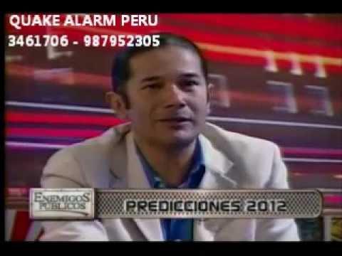 QUAKE ALARM PERU.wmv