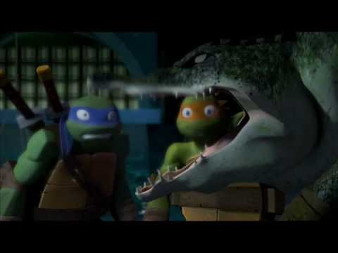 review of tmnt 2012 episode 11 mousers attack and 12 it