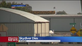 Man Dies From Injuries In Skydiving Accident; 15th Death At Lodi Facility Since 2000
