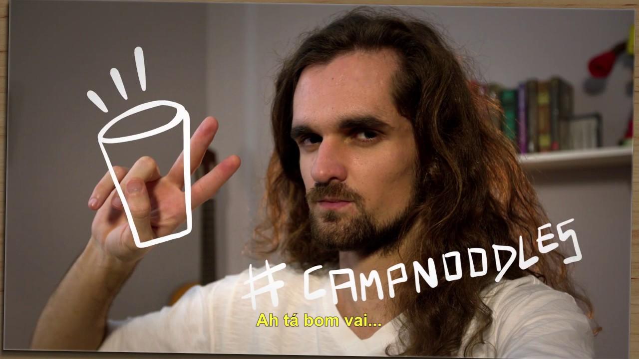 1 Selfie, 1 Doação - Cup Noodles Campus Party