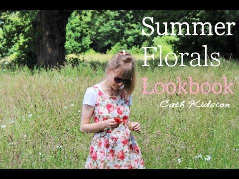 Summer Florals Lookbook June 2016 | Cath Kidston | Harriet Pattison