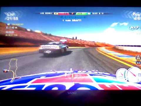 Part 1 of infineon race