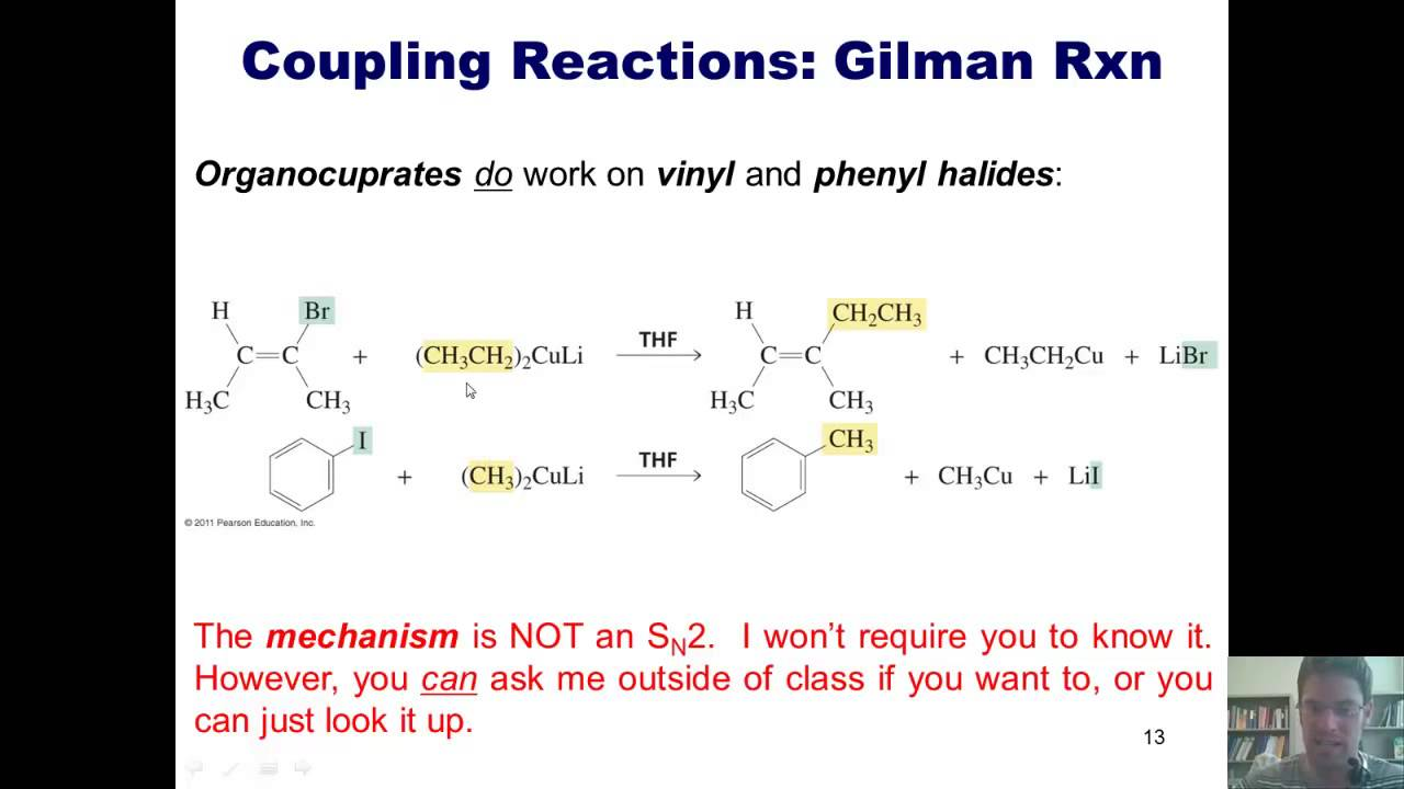 Chapter 11 Organometallics Part 2 Of 5 Gilman And