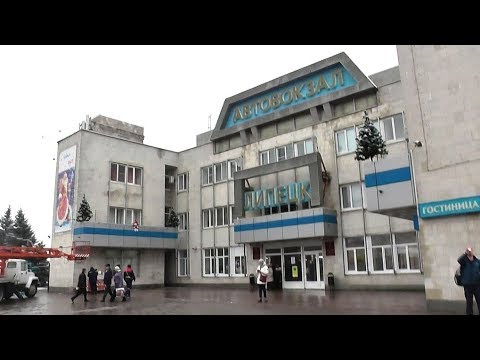 Автовокзал! Полиция блокирует меня на выходе из здания. Россия (Russia), Lipetsk (Липецк).