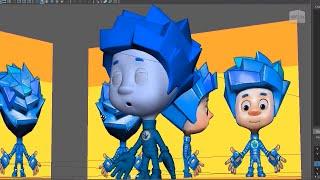 Download Секреты фиксиков (2). 3D-модели. Как создается мультфильм Mp3 and Videos