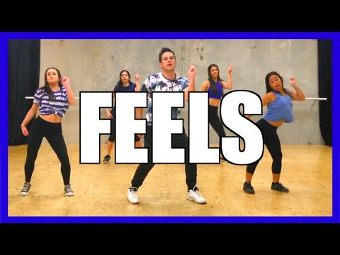 FEELS - Calvin Harris ft. Pharrell, Katy Perry & Big Sean Dance Choreography 🖖 Jayden Rodrigues