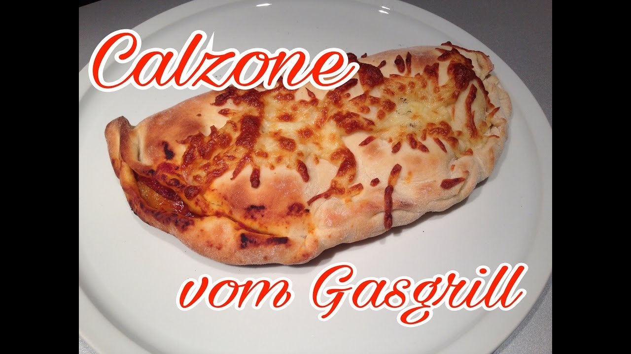 pizza calzone vom gasgrill i tets bbq i philipp youtube. Black Bedroom Furniture Sets. Home Design Ideas