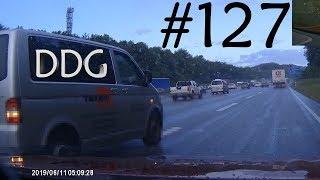 Von unachtsamen Spurwechseln und Überholen bei Gegenverkehr| DDG Dashcam Germany | #127