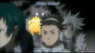 "D.Gray-man ""Doubt & Trust"" (перевод)"