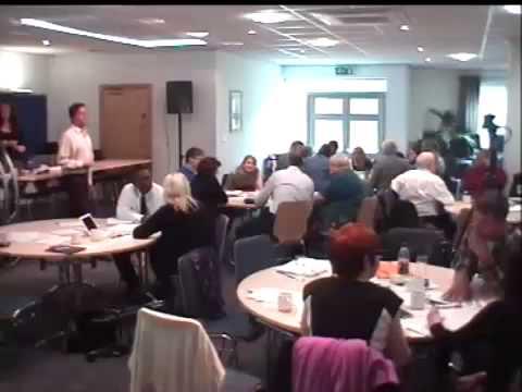 NHS Citizen Design Workshop - Leeds Day One