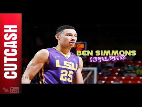 Ben Simmons Highlights (Montverde) || Draft Day || [HD]