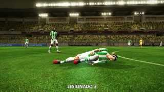PES 2013 - Epic Fails - Misses - Mistakes - Bugs - Bloopers - Burradas Compilation