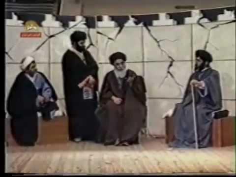 نمایش دیو جماران (بخش دوم) - آلمان 1366