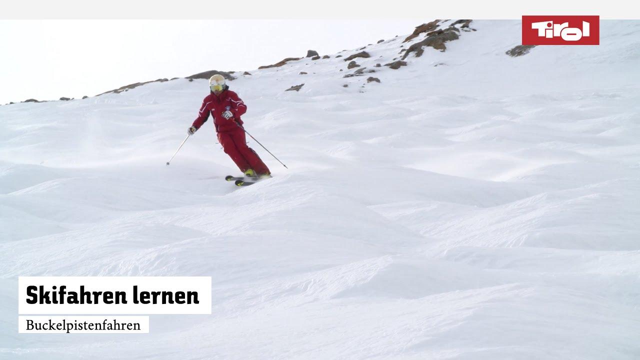 Skifahren lernen buckelpistenfahren skikurs online youtube
