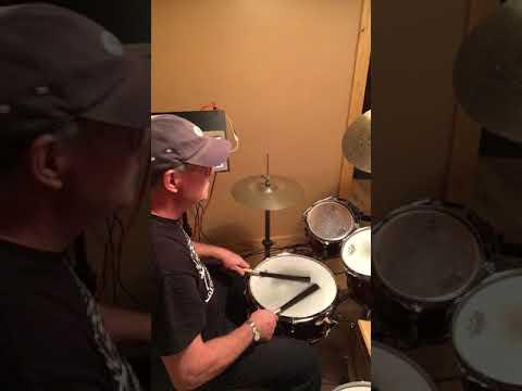 """""""Old Moonshiner"""" Russel Johnson - Drummer Dave"""