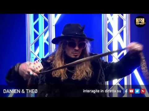 DANIEN & THEØ 💋 LIVE SU HIP HOP TV 👊🏻📲