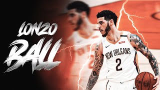 "Lonzo Ball Mix ""NOTICED"" ft. Lil Mosey (PELICANS HYPE)ᴴᴰ"
