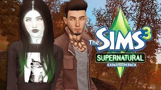 THE SIMS 3: SUPERNATURAL   [S2] PART 25 - A Weight Lifted