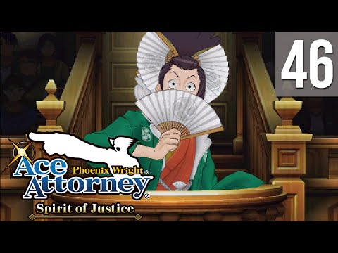 Phoenix Wright: Spirit of Justice #46 ~ Turnabout Storyteller - Trial Former (4/6)