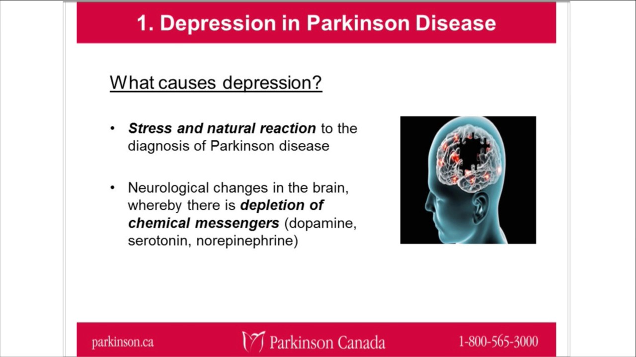 Are People With Parkinsons Disease Depressed or Demoralized picture