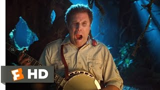 Land of the Lost (8/10) Movie CLIP - Prehistoric Mosquito (2009) HD thumbnail