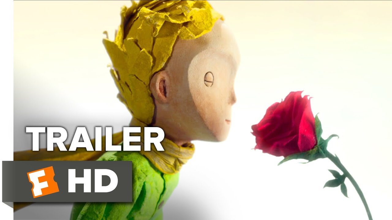The Little Prince Official Us Release Trailer  Jeff Bridges Animated Movie Hd Youtube