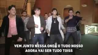 Eh Tudo Toiss Neymar new song 2012  Oficial