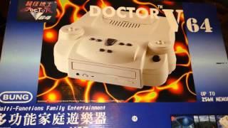 Doctor V64 for the Nintendo 64 (N64)