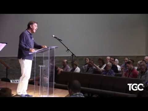 "2016 TGC Atlantic Session 7 - Alistair Begg - ""The Kingdom of God is at Hand"" - Mark 1:14-39"