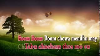 Hingtam bangzoe / boom boom remix karaoke