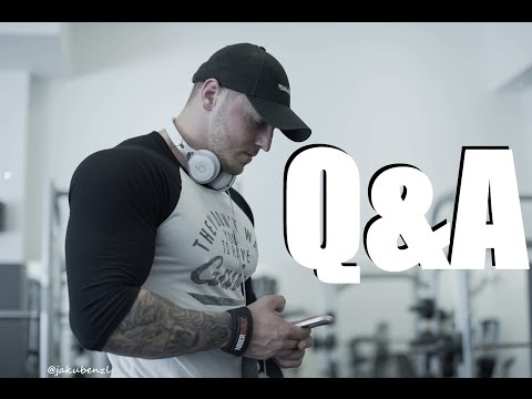Q&A #1 | Proč jsem začal | Cíle | Merch