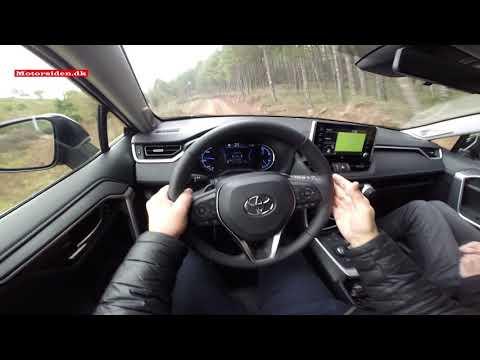 Toyota RAV Hybrid AWD-i  First Test