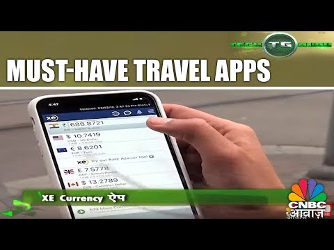Must-Have Travel Apps | Tech Guru In Switzerland | Travel Special | CNBC Awaaz