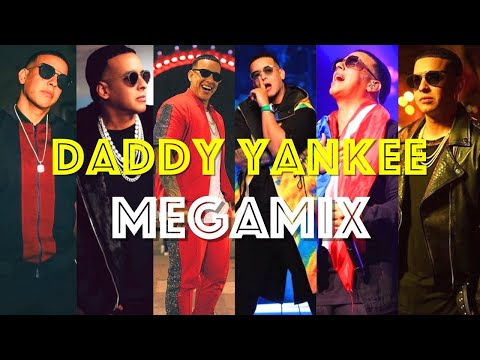 Daddy Yankee Megamix Mashup by Jungle Sue