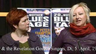 20. Rother Bluestage Pressekonferenz