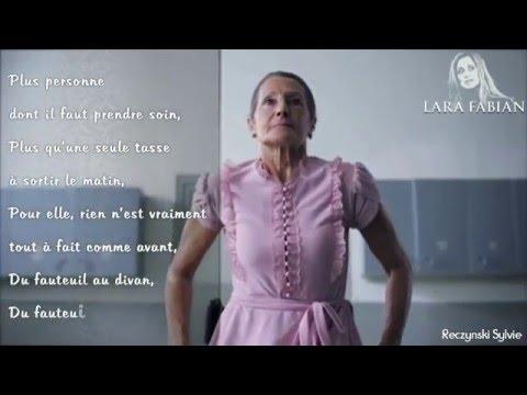 Lara Fabian L'oubli lyrics