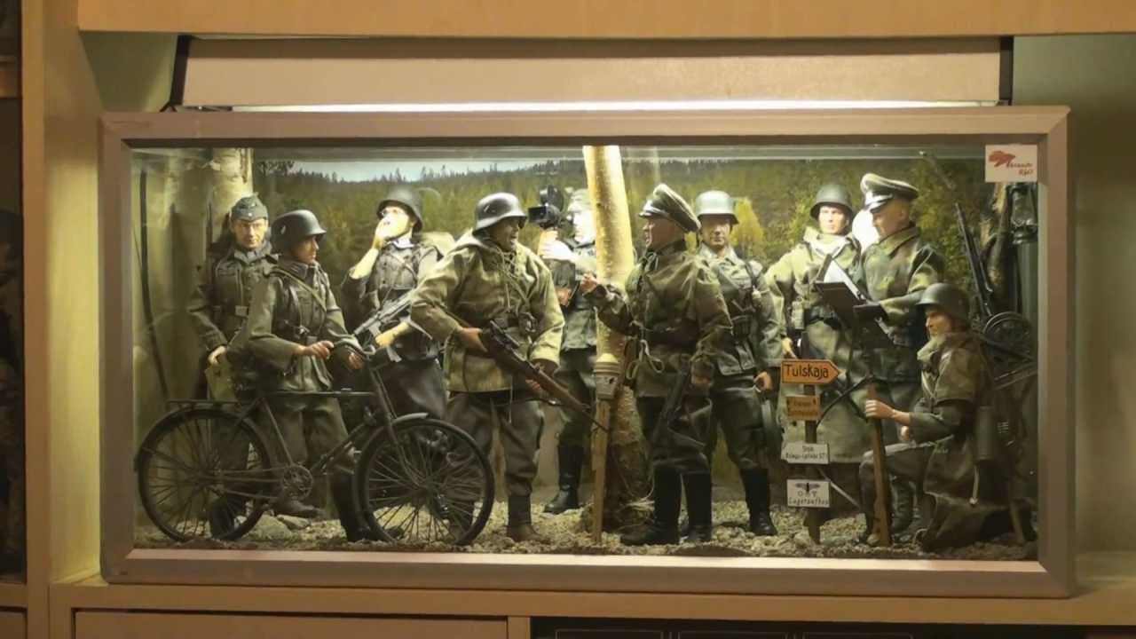 My 1 6 Scale Ww2 Action Figure Collection Youtube